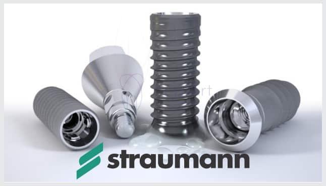 implantes suiços Straumann