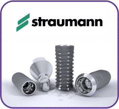 16 implantes straumann